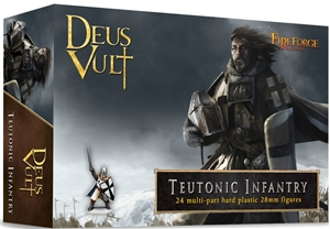 Fireforge Games - Teutonic Infantry