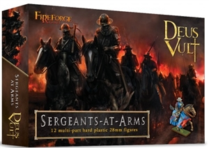 Fireforge Games - Sergeants at Arms TWO BOXES