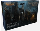 Fireforge Games - Forgotten World Living Dead Peasants PRE-ORDER