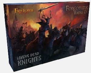 Fireforge Games - Forgotten World Living Dead Knights