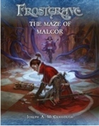 Frostgrave: The Maze of Malcor Supplement