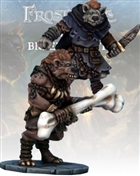 Frostgrave - FGV216 - Gnoll Thief & Barbarian