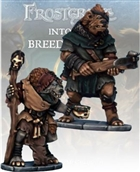 Frostgrave - FGV217 - Gnoll Apothecary & Marksman