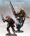 Frostgrave - FGV242 - Thief & Barbarian II Female