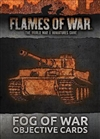 Flames of War - Fog Of War Objective Cards