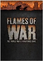 Flames of War - 4th Edition Late War Hardback Rulebook