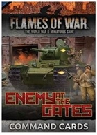 Flames of War - Enemy At The Gates Command Cards PRE-ORDER