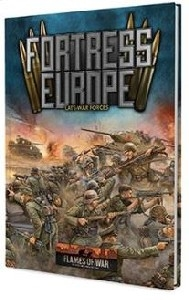 Flames of War - FW261 Fortress Europe - Late War Forces