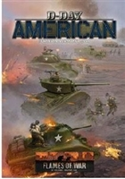 Flames of War - FW262 D-Day American Forces Normandy 1944