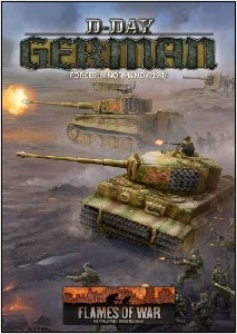 Flames of War - FW263 D-Day German Forces in Normandy 1944