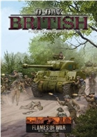 Flames of War - FW264 D-Day British Forces in Normandy 1944
