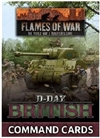 Flames of War - FW264C D-Day British Command Cards