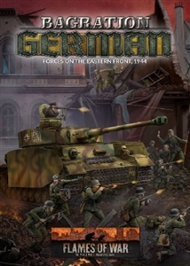 Flames of War - FW267 Bagration German Forces on the Eastern Front 1944