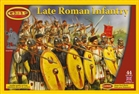 Gripping Beast - 28mm Plastic Late Roman Infantry