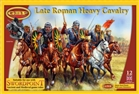 Gripping Beast - 28mm Plastic Late Roman Heavy Cavalry