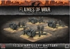 Flames of War - 10.5cm Artillery Battery Plastic