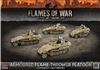 Flames of War - Armoured Flame Thrower Platoon