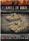 Flames of War - Panther Tank Platoon