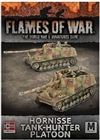 Flames of War - Hornisse Tank Hunter Platoon