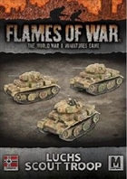 Flames of War - Luchs Scout Troop