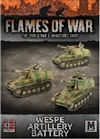 Flames of War - Wespe Artillery Battery