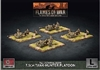 Flames of War - GBX139 Fallschirmjager 7.5cm Tank Hunter Platoon plastic