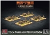 Flames of War - GBX148 7.5cm Tank Hunter Platoon plastic