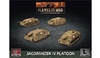 Flames of War - GBX151 Jagdpanzer IV Tank-Hunter Platoon