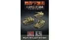 Flames of War - GBX155 Wespe Artillery Battery