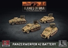 Flames of War - GBX165 Panzerwerfer 42 Battery