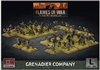 Flames of War - GBX170 Grenadier Platoon plastic