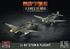 Flames of War - GBX173 Ju 87 Stuka Flight