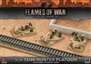 Flames of War - Afrika Korps 5cm Tank Hunter Platoon