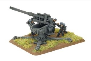 Flames of War - 10.5cm FlaK39 Gun