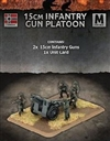 Flames of War - 15cm Infantry Gun Platoon