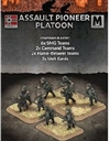 Flames of War - Assault Pioneer Platoon Plastic