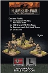Flames of War - GE768 Fallschirmjager Rifle Platoon plastic