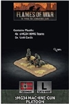 Flames of War - GE784 MG24 Machine-gun Platoon plastic