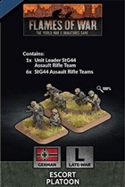 Flames of War - GE788 Escort Platoon (Plastic)
