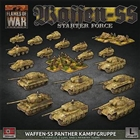 "Flames of War - GEAB19 German LW ""SS Panther Kampgruppe"" Army Deal"