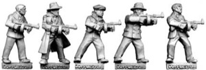 Copplestone Castings - Tommy Gunners