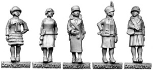 Copplestone Castings - Swell Dolls