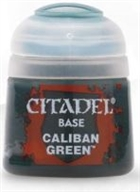 Citadel - Caliban Green Base Paint 12ml