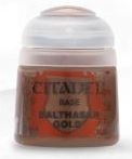 Citadel - Balthasar Gold Base Paint 12ml