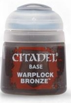 Citadel - Warplock Bronze Base Paint 12ml