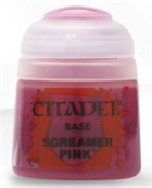Citadel - Screamer Pink Base Paint 12ml