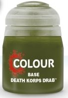 Citadel - Death Korps Drab Base Paint 12ml