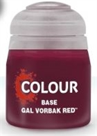 Citadel - Gal Vorbak Red Base Paint 12ml
