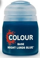Citadel - Night Lords Blue Base Paint 12ml