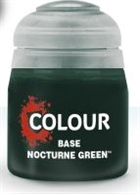 Citadel - Nocturne Green Base Paint 12ml